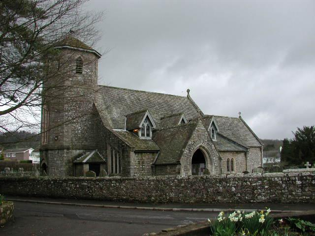 St Arvans Church